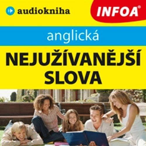 Audiobook Anglická nejužívanější slova - Various authors - Rôzni Interpreti