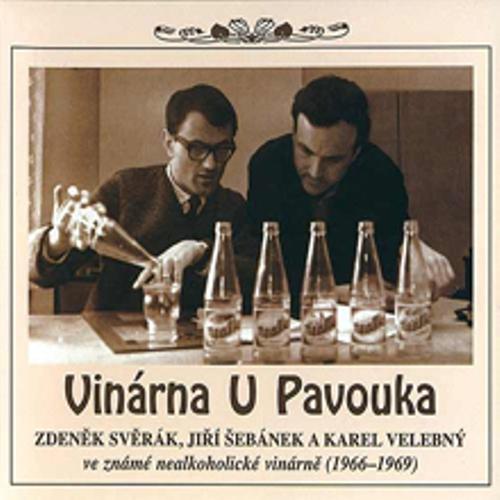 Vinárna u Pavouka - Zdeněk Svěrák (Audiokniha)
