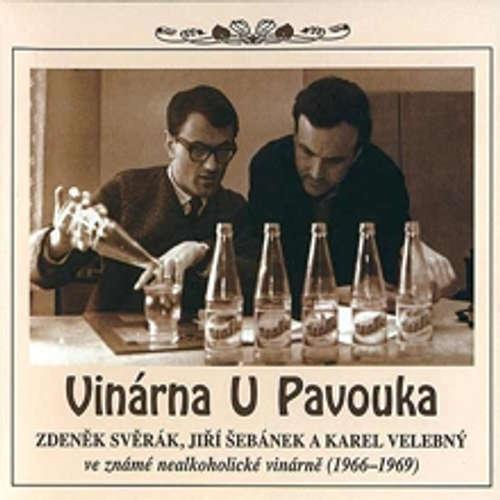 Audiokniha Vinárna u Pavouka - Zdeněk Svěrák - Zdeněk Svěrák