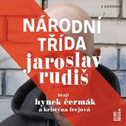 Národní třída - Jaroslav Rudiš (Audiokniha)