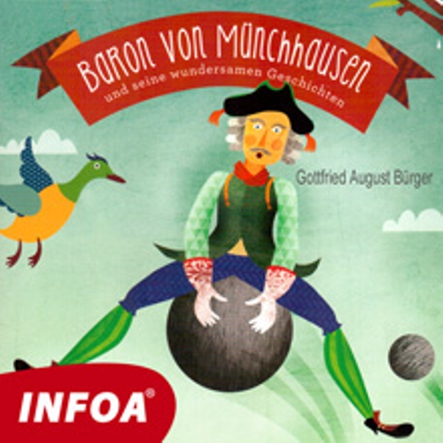 Baron von Münchhausen (DE) - Gottfried August Bürger (Hoerbuch)
