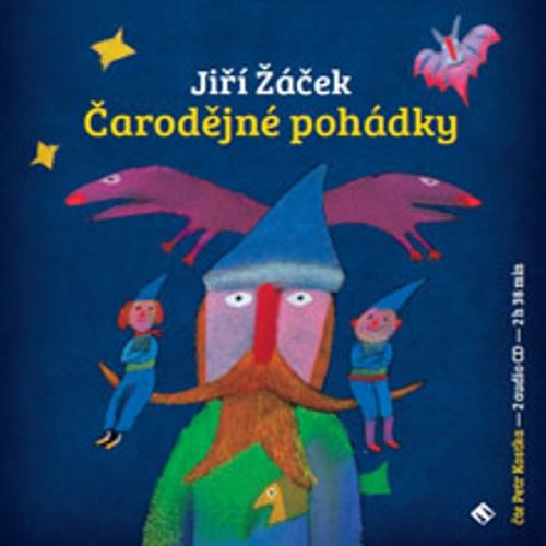 Čarodějné pohádky - Jiří Žáček (Audiokniha)