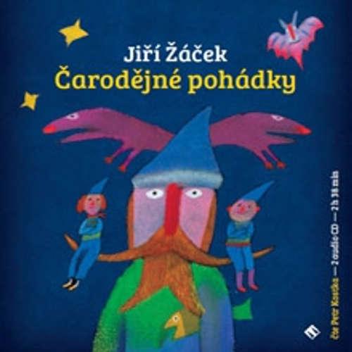 Audiokniha Čarodějné pohádky - Jiří Žáček - Petr Kostka