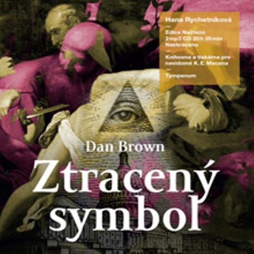 Ztracený symbol - Dan Brown (Audiokniha)