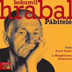 Pábitelé - Bohumil Hrabal (Audiokniha)
