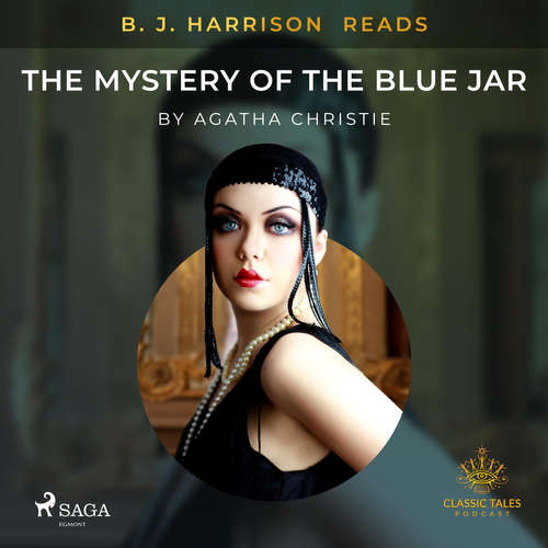 Audiobook B. J. Harrison Reads The Mystery of the Blue Jar (EN) - Agatha Christie - - -