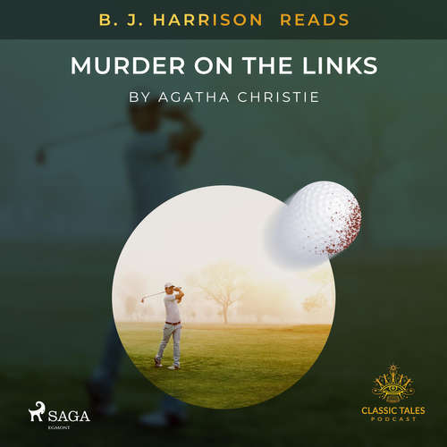 Audiobook B. J. Harrison Reads Murder on the Links (EN) - Agatha Christie - - -