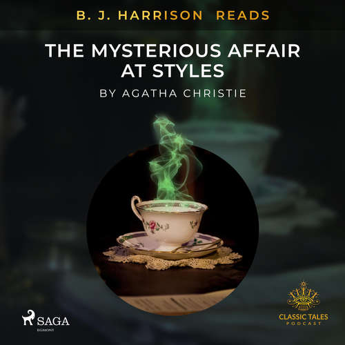 Audiobook B. J. Harrison Reads The Mysterious Affair at Styles (EN) - Agatha Christie - - -
