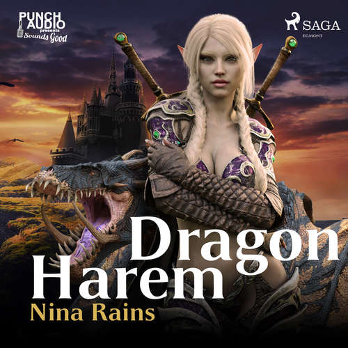 Audiobook Dragon Harem (EN) - Nina Rains - Yvonne Syn