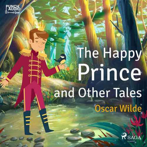 Audiobook The Happy Prince and Other Tales (EN) - Oscar Wilde - Gerry O'brien