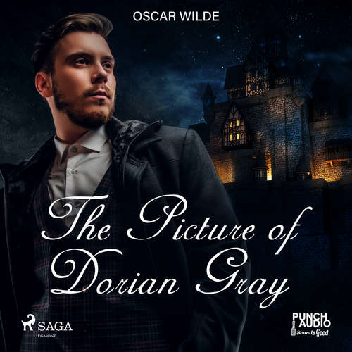 Audiobook The Picture of Dorian Gray (EN) - Oscar Wilde - Gerry O'brien
