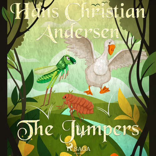 Audiobook The Jumpers (EN) - Hans Christian Andersen - Alex Lehman