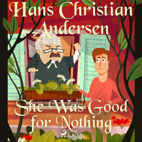 Audiobook She Was Good for Nothing (EN) - Hans Christian Andersen - Alex Lehman
