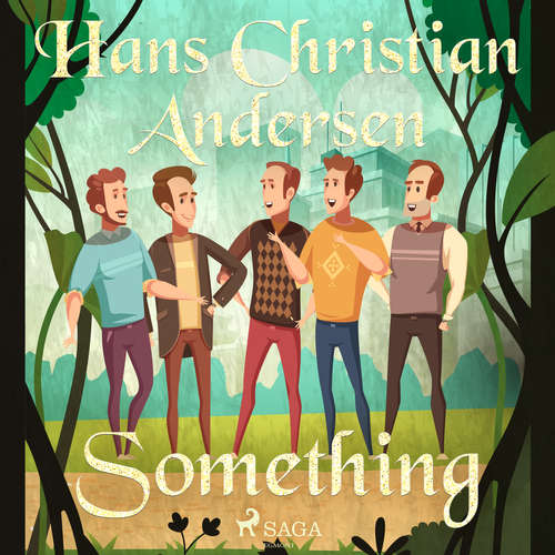 Audiobook Something (EN) - Hans Christian Andersen - Alex Lehman