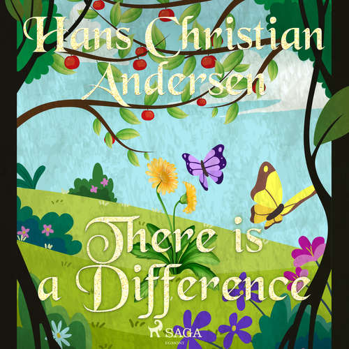Audiobook There is a Difference (EN) - Hans Christian Andersen - Alex Lehman