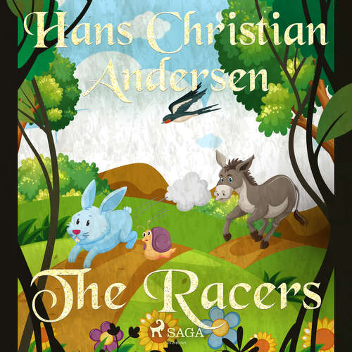 Audiobook The Racers (EN) - Hans Christian Andersen - Alex Lehman