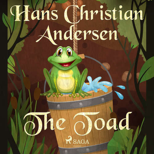Audiobook The Toad (EN) - Hans Christian Andersen - Alex Lehman