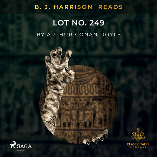 Audiobook B. J. Harrison Reads Lot No. 249 (EN) - Arthur Conan Doyle - B. J. Harrison