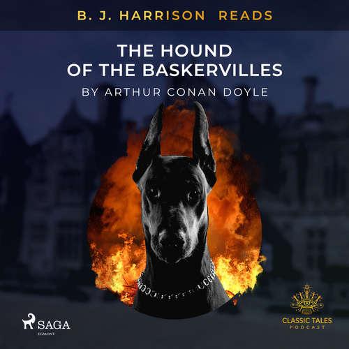 Audiobook B. J. Harrison Reads The Hound of the Baskervilles (EN) - Arthur Conan Doyle - B. J. Harrison