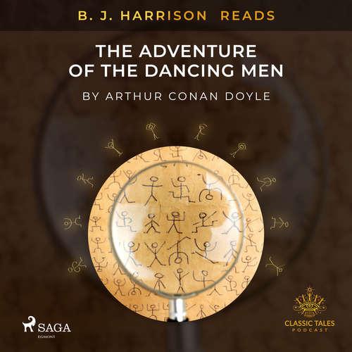 Audiobook B. J. Harrison Reads The Adventure of the Dancing Men (EN) - Arthur Conan Doyle - B. J. Harrison