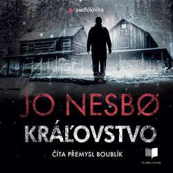 Audiokniha Kráľovstvo - Jo Nesbo - Přemysl Boublík