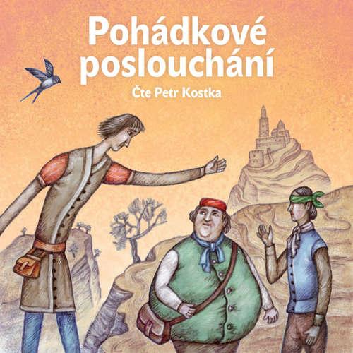 Audiokniha Pohádkové poslouchání - Božena Němcová - Petr Kostka