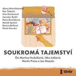 Audiokniha Soukromá tajemství - Alena Mornštajnová - Jitka Ježková