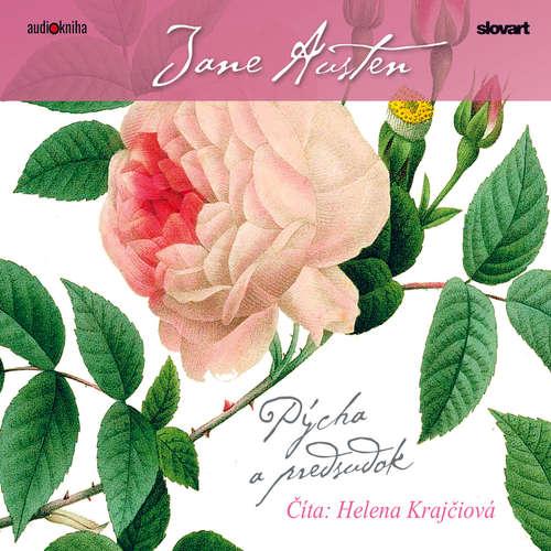 Audiokniha Pýcha a predsudok - Jane Austenová - Helena Krajčiová
