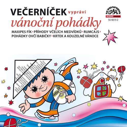Audiokniha Večerníček vypráví vánoční pohádky - Rudolf Čechura - Michal Citavý