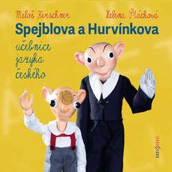 Audiokniha Spejblova a Hurvínkova učebnice jazyka českého - Ladislav Rybišar - Helena Štáchová