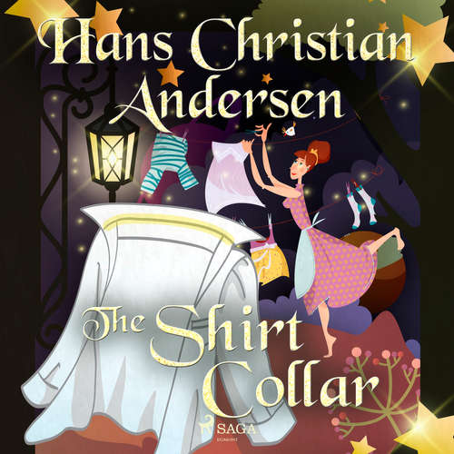 Audiobook The Shirt Collar (EN) - Hans Christian Andersen - Alex Lehman
