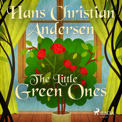 Audiobook The Little Green Ones (EN) - Hans Christian Andersen - Alex Lehman