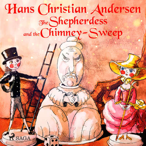 Audiobook The Shepherdess and the Chimney-Sweep (EN) - Hans Christian Andersen - Alex Lehman