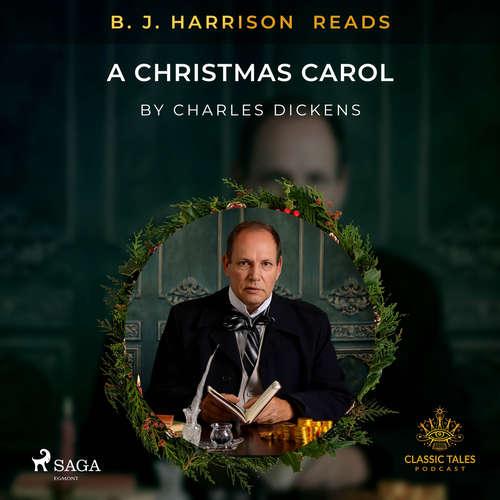 Audiobook B. J. Harrison Reads A Christmas Carol (EN) - Charles Dickens - B. J. Harrison