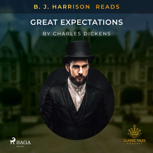 Audiobook B. J. Harrison Reads Great Expectations (EN) - Charles Dickens - B. J. Harrison
