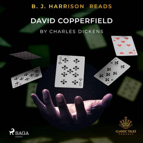 Audiobook B. J. Harrison Reads David Copperfield (EN) - Charles Dickens - B. J. Harrison