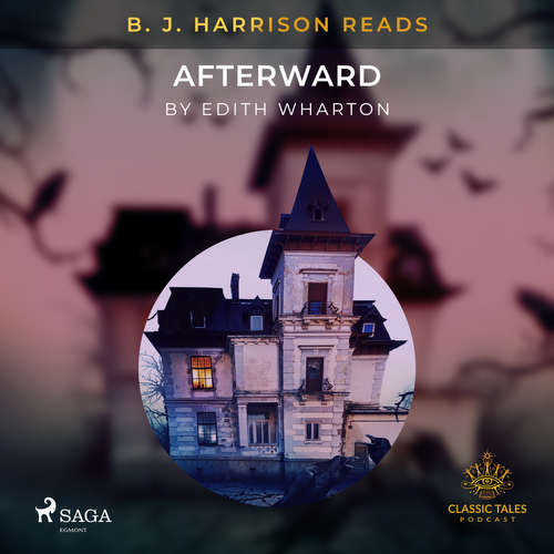 Audiobook B. J. Harrison Reads Afterward (EN) - Edith Wharton - B. J. Harrison