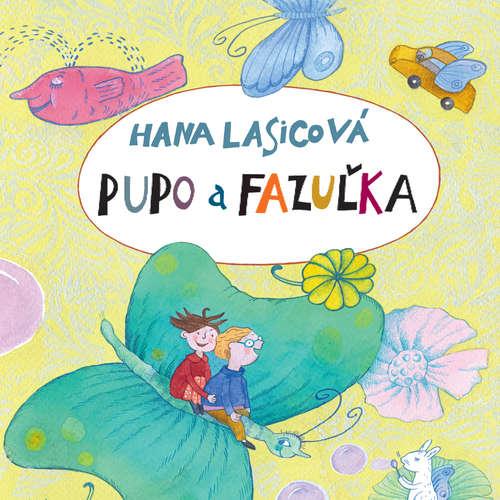 Audiokniha Pupo a Fazuľka - Hana Lasicová - Helena Krajčiová