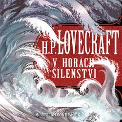 Audiokniha V horách šílenství - Howard Phillips Lovecraft - Jan Vondráček