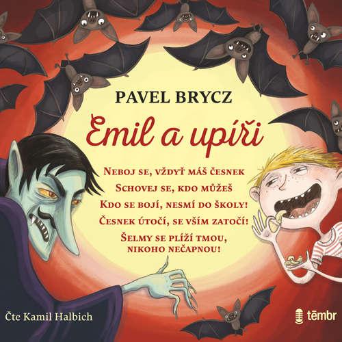 Audiokniha Emil a upíři 1-5 - Brycz Pavel - Kamil Halbich
