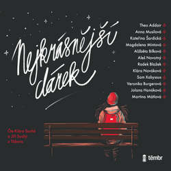 Audiokniha Nejkrásnější dárek - Theo Addair - Klára Suchá