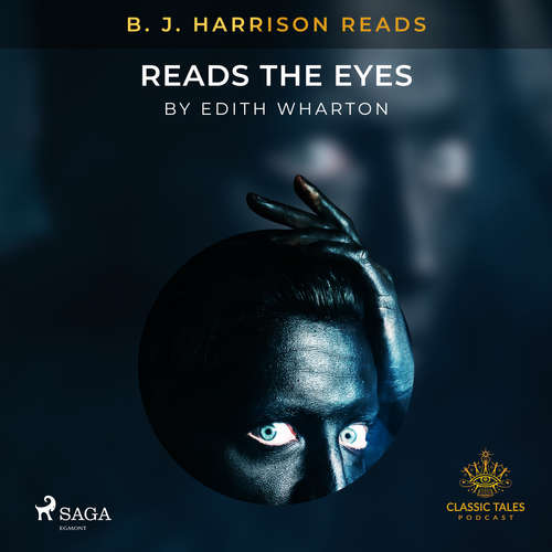 Audiobook B. J. Harrison Reads The Eyes (EN) - Edith Wharton - B. J. Harrison