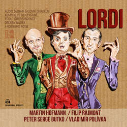 Audiokniha Lordi - Robbie Ross - Martin Hofmann