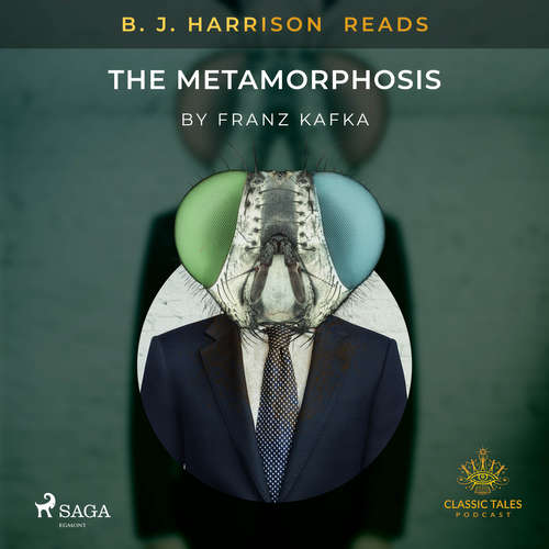 Audiobook B. J. Harrison Reads The Metamorphosis (EN) - Franz Kafka - B. J. Harrison