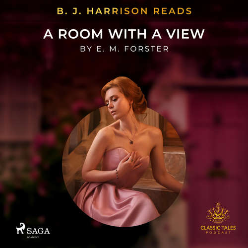 Audiobook B. J. Harrison Reads A Room with a View (EN) - E. M. Forster - B. J. Harrison