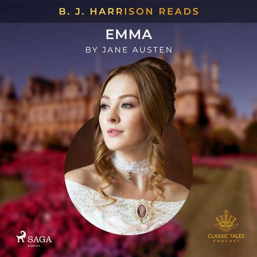 Audiobook B. J. Harrison Reads Emma (EN) - Jane Austen - B. J. Harrison
