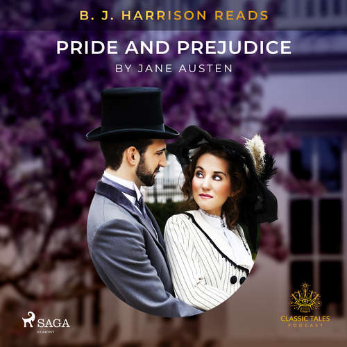 Audiobook B. J. Harrison Reads Pride and Prejudice (EN) - Jane Austen - B. J. Harrison