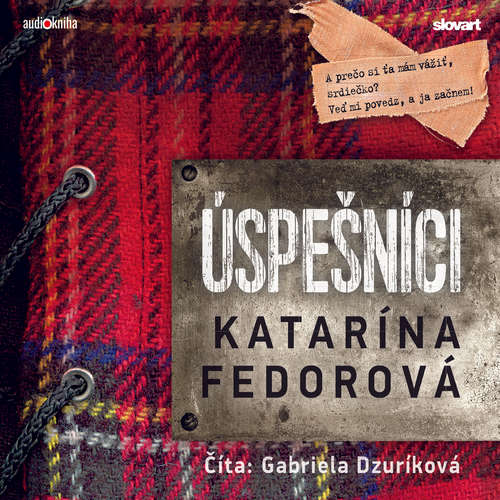Audiokniha Úspešníci - Katarína Fedorová - Gabriela Dzuríková