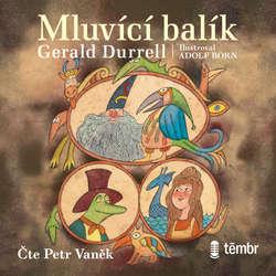 Audiokniha Mluvící balík - Gerald Durrell - Petr Vaněk
