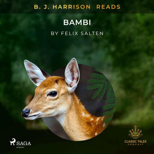 Audiobook B. J. Harrison Reads Bambi (EN) - Felix Salten - B. J. Harrison